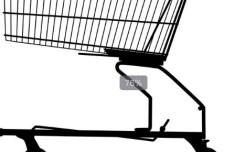 Vector Shopping Trolley 01