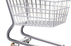 Vector Shopping Trolley 02