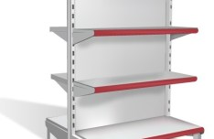 Vector Simple Supermarket Shelves