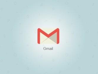Flat Gmail Icon (AI+PSD)