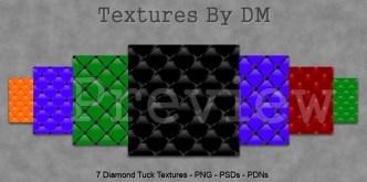 Diamond Tuck Texture Pack