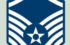 USAF E-7 Master Sergeant