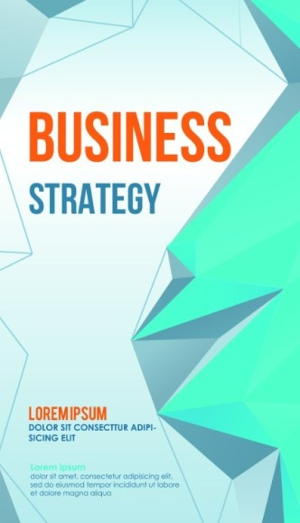 Creative Business Poster Cover Design Vector 03