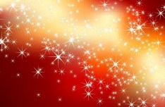 Bright Red Abstract Background Vector 02