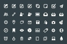 72+ Well Designed Pictograms