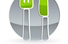 Creative Restaurant Logo Design Vector 02