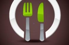 Creative Restaurant Logo Design Vector 04