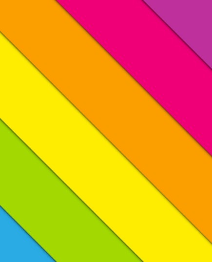 Free Clean Colorful Stripe Background Vector - TitanUI