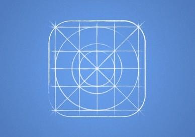 Free ios 7 icon grid blueprint psd titanui ios 7 icon grid blueprint psd malvernweather Choice Image