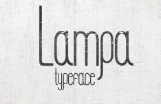 Lampa Font