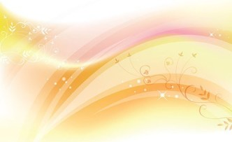 Bright Fantastic Floral Background Vector 01