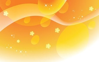 Bright Fantastic Floral Background Vector 03