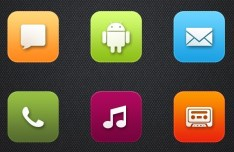 87 Android Icons