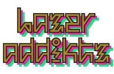 Lazer Addiktz Font
