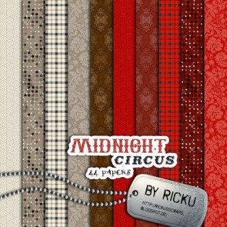 44 Midnight Circus Background Textures