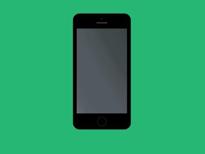 Free minimal space grey iphone 5s mockup psd titanui for Minimal space
