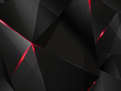 Abstract Triangle Polygonal Background Texture