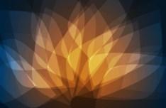 Light Flower Vector 02