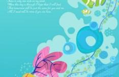 Vector Illustration Of Cartoon Natural Scenery 02