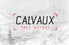 Calvaux Font