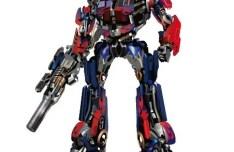 Optimus Prime Transformers Vector