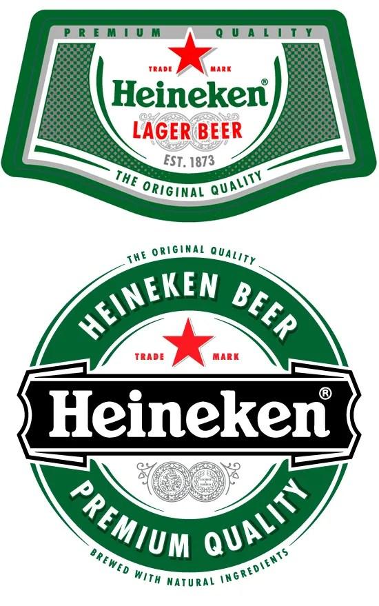 Heineken Beer Logo Vector