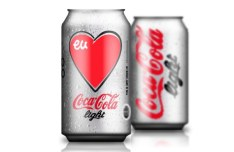 Coca Cola Cans Vector
