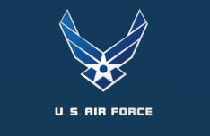United States Air Force Symbol Vector