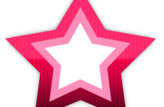 Star Ornament PSD
