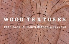 16 Hi-Res Wood Textures
