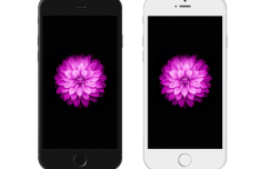 iPhone 6 Plus Placeholder Template PSD