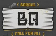 Barque Vintage Typeface