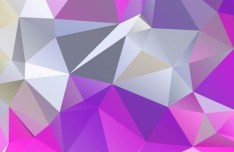 Modern Polygon Background Vector 03