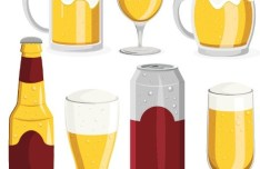 Beer Illustration Pack Vector