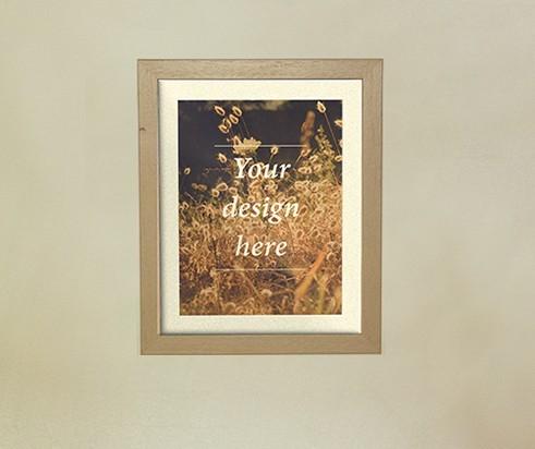 Frame Poster PSD Mockup