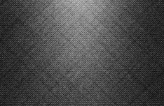 Sleek Black Fabric Texture Vector