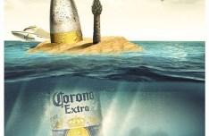 Corona Beach Flyer Template
