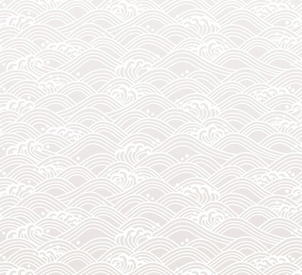 Retro Waves Background Vector