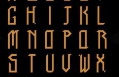 TRIBO Typeface