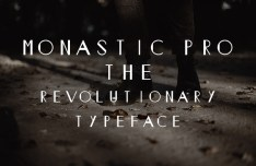 Monastic Pro Font