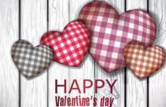 Creative Valentine's Day Heart Design Vector 04