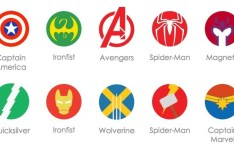 Marvel Icons Sketch
