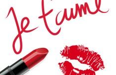 Red Lips & Lipstick Vector