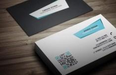 Creative Black & White Business Card Templates