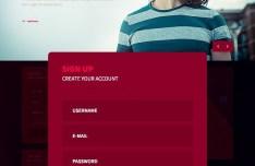 Nakropol UI Kit PSD