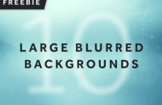 10 Blurred graphic Backgrounds