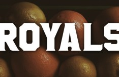 ROYALS Vector Font