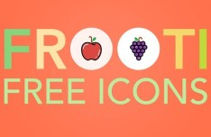 Frooti - 9 Fruit Icons SVG