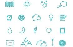 Dream Design Vector Icons