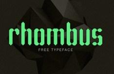 Rhombus Font